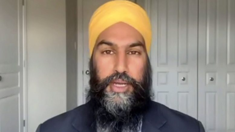Singh wants feds to maintain pandemic supports for Canadians 1