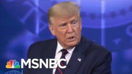 Trump Adopts Herd Immunity Covid Strategy Pushed By Fox News Doctor | Rachel Maddow | MSNBC 8