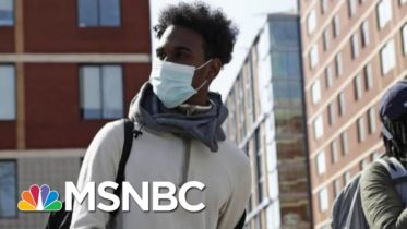 Trump Rebukes CDC Director's Remarks On Importance Of Masks | Morning Joe | MSNBC 6