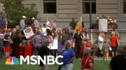 Protesters Gather Outside Kentucky Supreme Court During Case On Coronavirus Restrictions | MSNBC 2