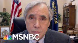 Sen. Jeff Merkley On Rampant 'Culture Of Abuse' Within ICE | Hallie Jackson | MSNBC 4