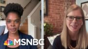 Poll Analysis: Young Voters Will Vote For Biden Over Trump | MTP Daily | MSNBC 3