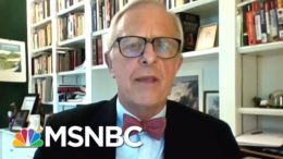 Former Deputy AG: 'We Just Have A Rotten Group Of People In Power' At DOJ | MTP Daily | MSNBC 9