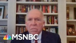 Fmr. CIA Director Brennan: 'I Am More Worried Today Than I Ever Have Been Before' | Deadline | MSNBC 7