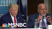 #Unbelievable: Trump Questions The Use Of Masks...Again   Katy Tur   MSNBC 5