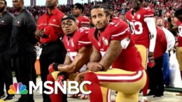 Trump Allies Lose Debate Over Police Protests And Kaepernick Kneeling | MSNBC 3