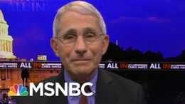 Dr. Fauci: Bars And Restaurants Should Stay Closed In Most Places | All In | MSNBC 1