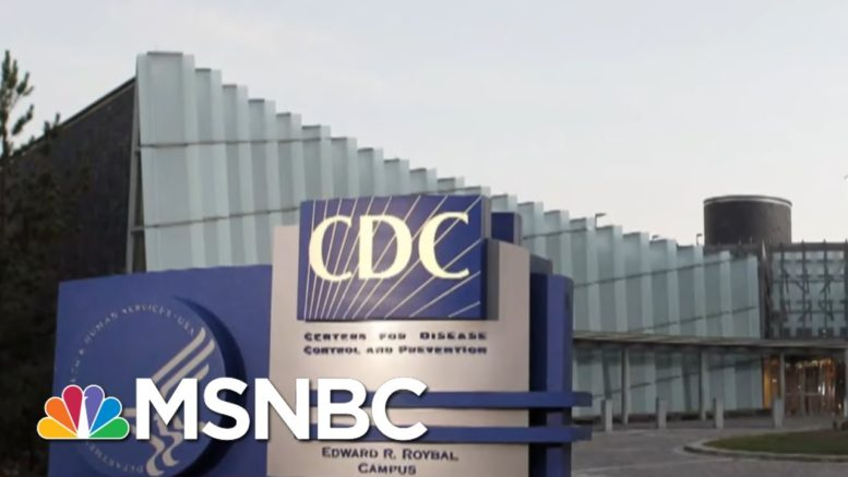 Trump Admin Risks Compromising CDC's Gold-Standard Credibility With Political Bigfooting | MSNBC 1