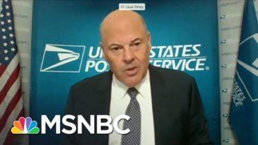 Federal Judge To Postmaster General DeJoy: Fix What You Broke | Rachel Maddow | MSNBC 6