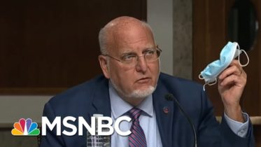 Trump Administration Trading On CDC's Credibility To Push Politicized Bunk: NYT | MSNBC 6