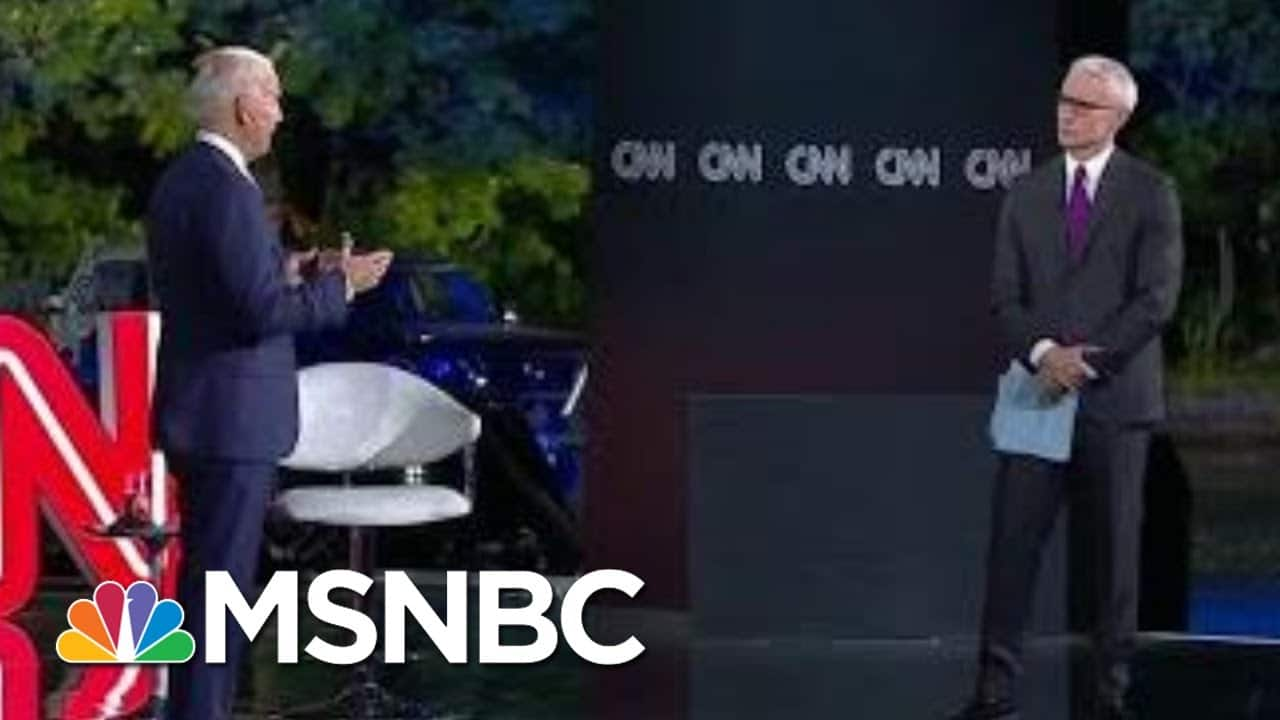 Biden Frames Campaign As 'Scranton Vs. Park Avenue' | Morning Joe | MSNBC 1