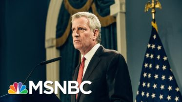De Blasio: Don't Bet Against New York City | Morning Joe | MSNBC 6