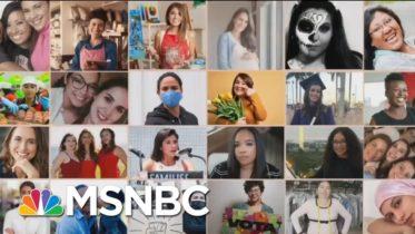 Eva Longoria Baston And America Ferrera Launch 'She Se Puede' | Morning Joe | MSNBC 6