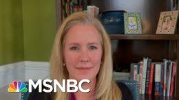 Ex-Trump Staffer: POTUS' 'Intentional Negligence' Doomed COVID Response | Hallie Jackson | MSNBC 9