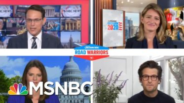 Katy Tur On The President's Base: Trump Is Truly Part Of Their Identity | Craig Melvin | MSNBC 6