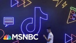 Trump Administration Moves To Ban Popular Chinese Apps TikTok And WeChat | MTP Daily | MSNBC 8