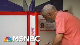 Early Voting Begins In Virginia And Minnesota | MTP Daily | MSNBC 7