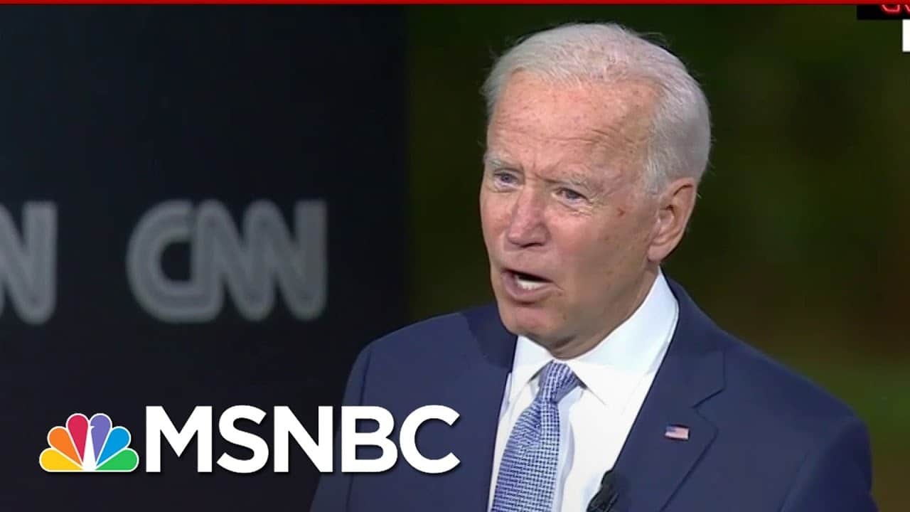 Biden Takes His Campaign Into Trump Territory With A New Troll Of The President | Deadline | MSNBC 1
