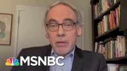 Redlener: If Things Don't Change Dramatically, We Could Have '600,000 - 800,000 Fatalities' | MSNBC 1