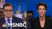 Chris Hayes And Rachel Maddow React To The Death Of Ruth Bader Ginsburg | All In | MSNBC 4