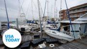 Hurricane Sally: Alabama marina destroyed and boats sunk | USA TODAY 3