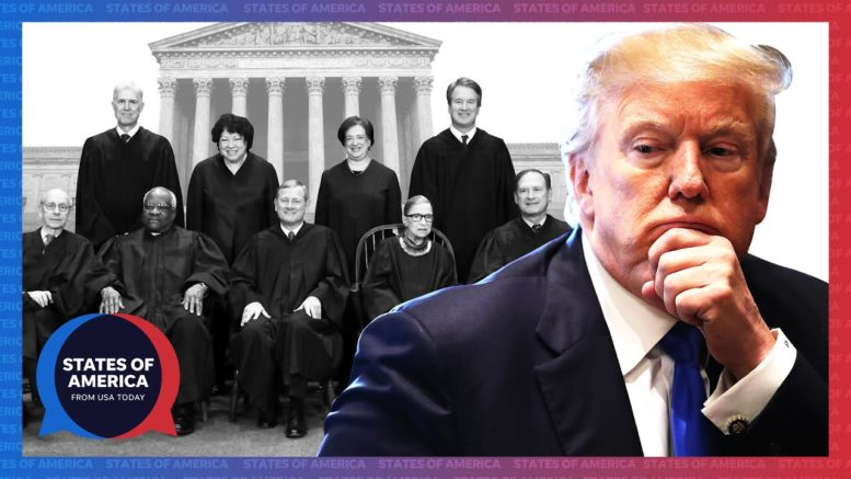 """Will President Trump's Supreme Court """"short list"""" entice voters before November? 