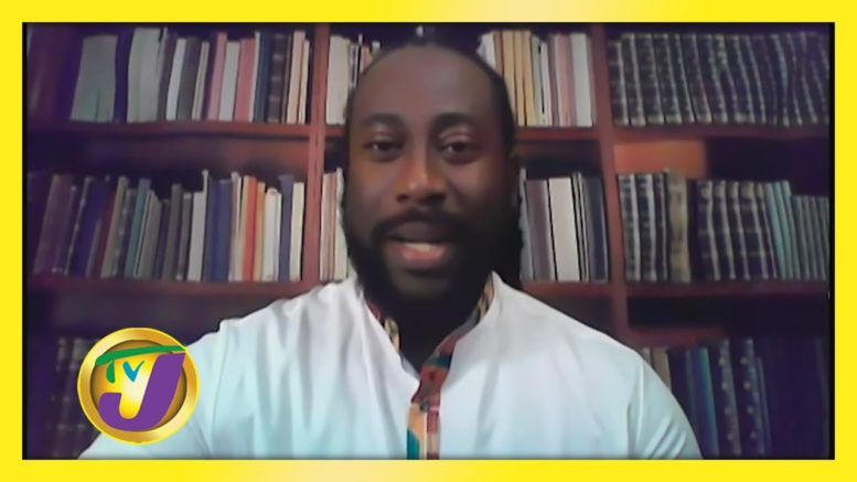 Dr. J McCalpin Discuss the Role of the Opposition in Democratic Societies - September 16 2020 1