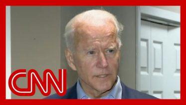 Watch Joe Biden react to RBG's death 6