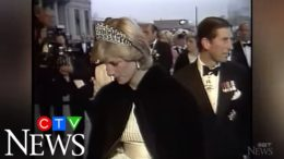 CTV News Archive: Charles and Diana greeted in Halifax 8