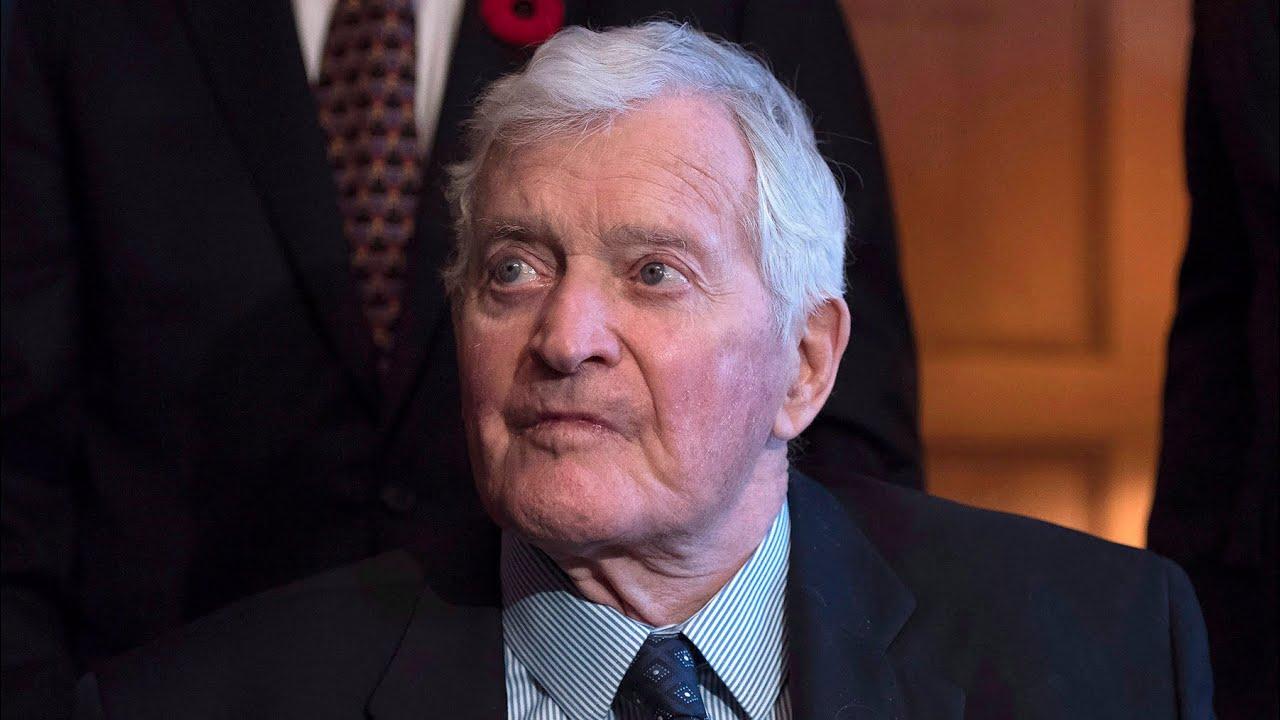 Former prime minister John Turner dies at 91-years-old 5