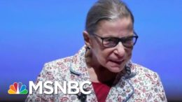 Amy Klobuchar: Republicans Face 'Moral Reckoning' On Filling Ginsburg Seat | MSNBC 3