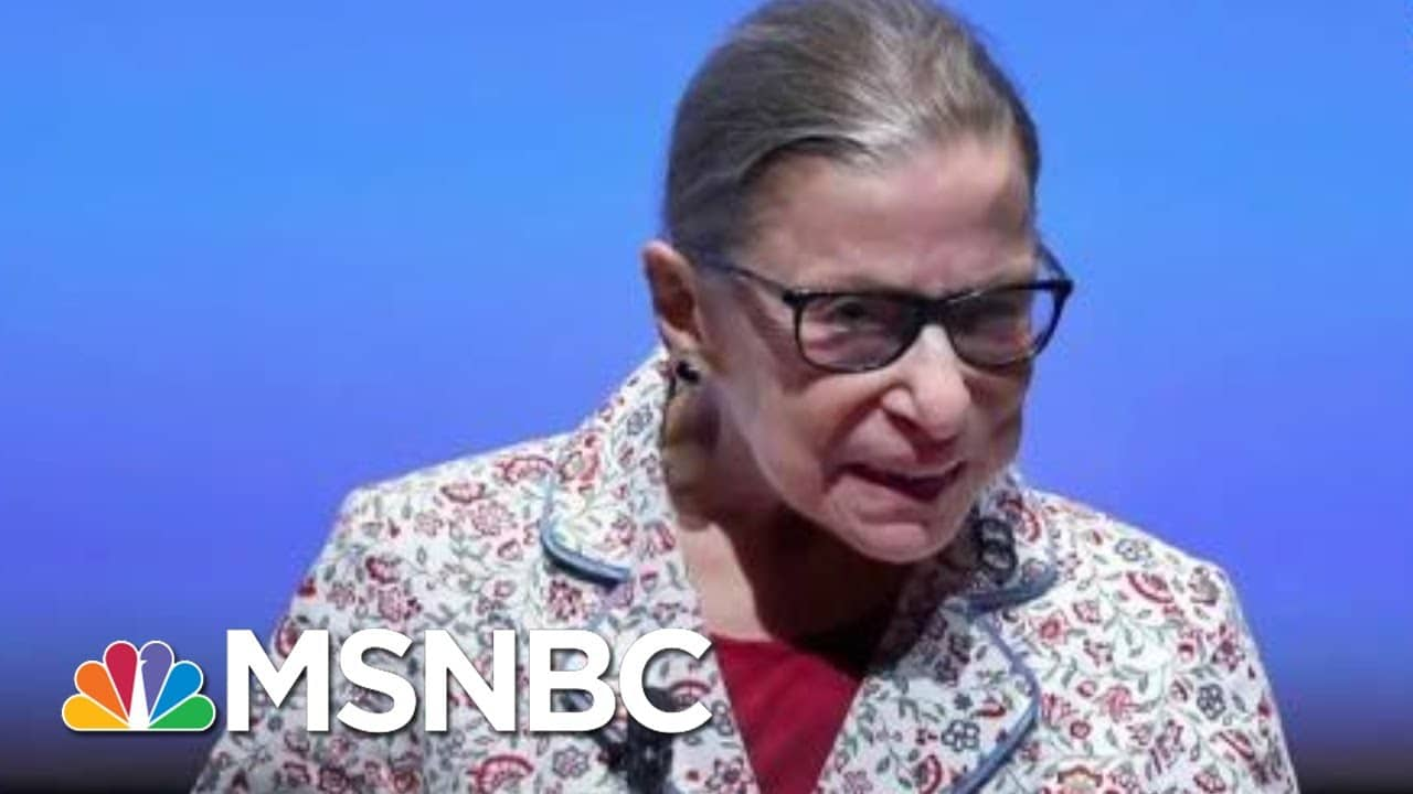 Amy Klobuchar: Republicans Face 'Moral Reckoning' On Filling Ginsburg Seat | MSNBC 9