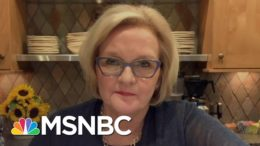 McCaskill: The American People Respect Fairness | The 11th Hour | MSNBC 9