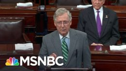 How Mitch McConnell Broke The Process For Naming A New Supreme Court Justice | MSNBC 5