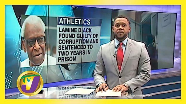 Diack Sentenced to 2 Years in Prison - September 16 2020 1