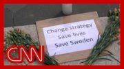 CNN investigates Sweden's controversial Covid-19 strategy 2