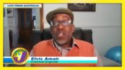Elvis Amair a Jamaican Living in Australia: TVJ Smile Jamaica - September 17 2020 2
