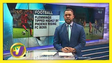 Rising FC Coach Backs Reggae Boy Flemmings for Success - September 17 2020 10