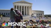 Mourner Outside Supreme Court: Justice Ginsburg Was 'Champion For Women And Equality' | MSNBC 3
