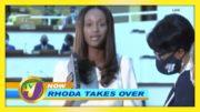 New Parliamentarian Rhoda Crawford Takes Over - September 18 2020 5