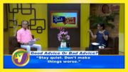 He Said She Said: TVJ Smile Jamaica - September 18 2020 2