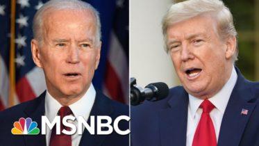 Biden Holds An Eight-Point Lead Nationally: Poll | Morning Joe | MSNBC 6