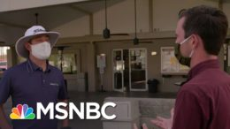 Arizona Senate Race Could Impact Supreme Court Confirmation | Craig Melvin | MSNBC 4