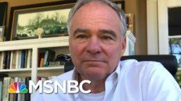 Sen. Kaine: GOP Trying To 'Bum Rush' SCOTUS Nominee | Hallie Jackson | MSNBC 2