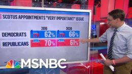 How The Supreme Court Fight Will Affect The Election | MTP Daily | MSNBC 2