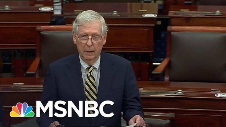 Democrats Will Use 'Misrepresentations' To Try To Block Vote On Supreme Court Nominee | MSNBC 1