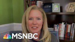 Elizabeth Neumann: Donald Trump Doesn't Have A 'Pro-Life Ethic' | Deadline | MSNBC 7