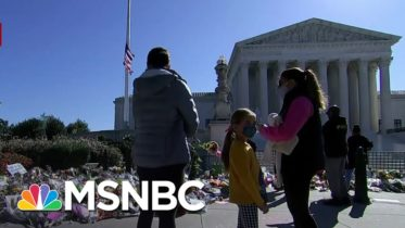 What A New SCOTUS Pick Could Mean | Katy Tur | MSNBC 6