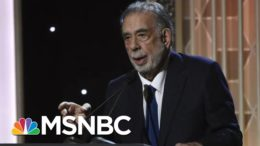 Trump's Total Failure: Francis Ford Coppola On His Old Classmate, 'The Godfather' & Wine | MSNBC 9