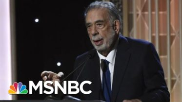 Trump's Total Failure: Francis Ford Coppola On His Old Classmate, 'The Godfather' & Wine | MSNBC 15
